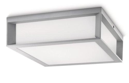 Philips Skies - Lámpara de pared, 14 W, 220 V, color gris