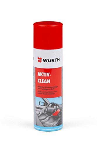 Würth Fahrzeugreiniger Aktiv-Clean 500ml Innenraumreiniger