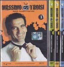 Massimo Troisi in TV - Opera Completa - 4 DVD