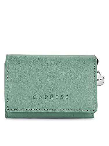 Caprese Bobby Women's Fold Wallet Small Green