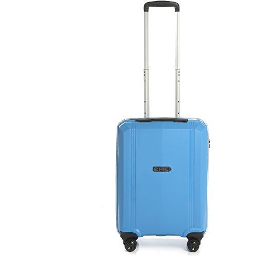 EPIC Airwave VTT 4-Rollen-Kabinentrolley 55 cm Ice Blue