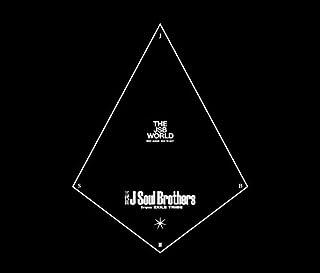 【メーカー特典あり】 THE JSB WORLD(CD3枚組+Blu-ray Disc2枚組)(オリジナルチケットホルダー付き)