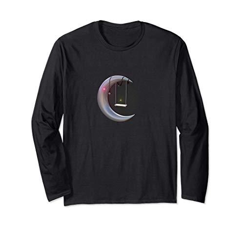 Columpio en la Luna Manga Larga