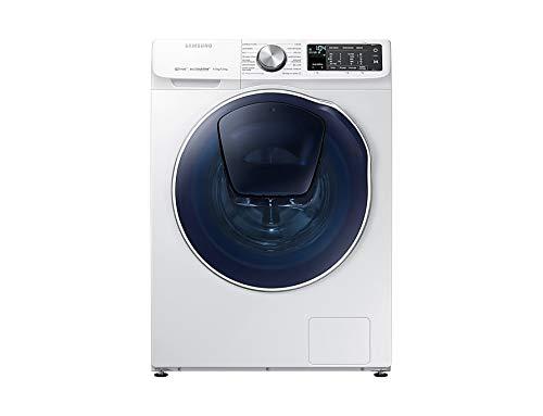 Lave linge sechant Hublot Samsung WD90N645OOMEF - Lave linge Frontal séchant - Pose libre - capacité : 9 Kg - Vitesse d'essorage maxi 1400 tr/min - Classe A