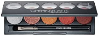 CINEMA SECRETS Ultimate Eyeshadow 5-In-1 Pro Palette, Chroma Collection