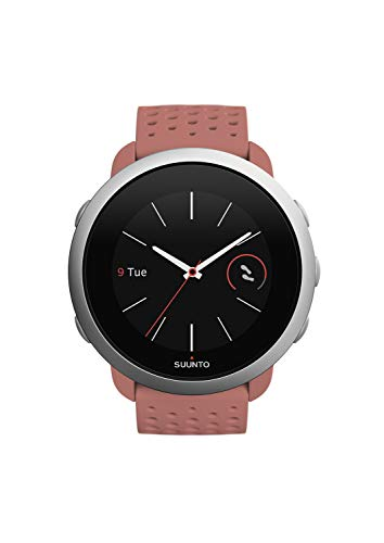 Review Of Suunto 3 2020 Edition Fitness Multi Sport Watch with Adaptive Training Guidance (Granite R...