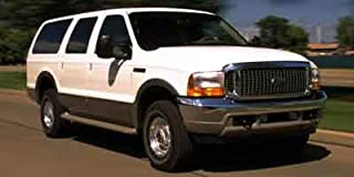 2001 Ford Excursion Limited, 137