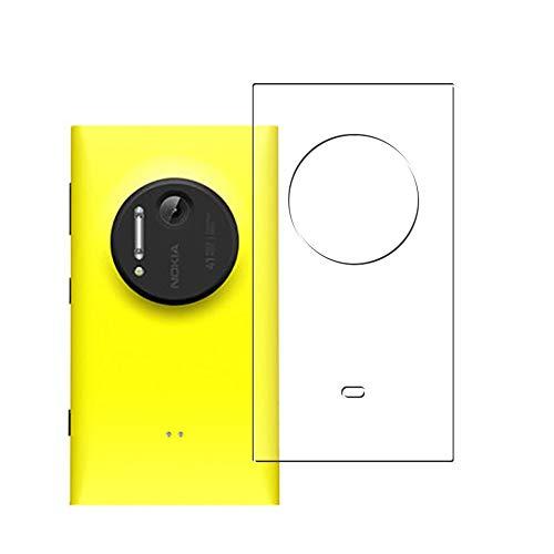 Vaxson 2 Unidades Protector de pantalla Posterior, compatible con Nokia Lumia 1020...