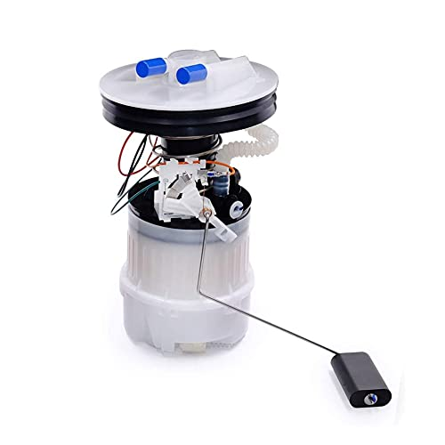 POQAQ Conjunto del módulo del módulo de Bomba de Combustible eléctrico Intink para Ford C-MAX Focus C-MAX Focus II para Mazda 3 0986580951 Z605-13-35XG
