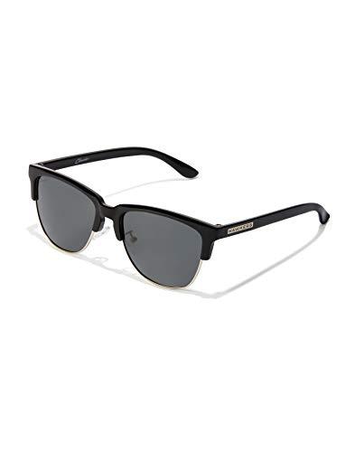 HAWKERS New Classic Gafas de Sol, Polarized Black, Talla única Unisex Adulto
