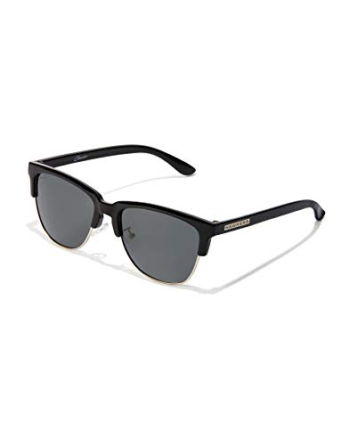 HAWKERS New Classic Gafas, Negro, Adulto Unisex