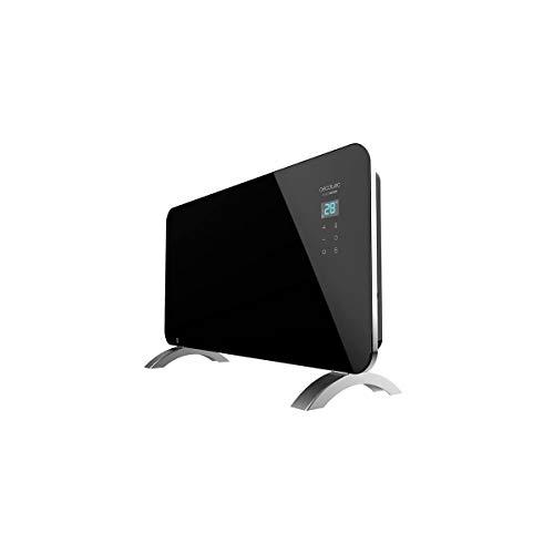 Cecotec Radiador Eléctrico Bajo Consumo Ready Warm 6720 Crystal Connection Con Wifi, 1500 W,...
