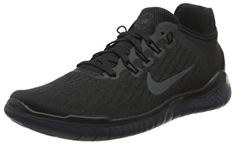Nike Mens Free RN 2018 942836 002 - Size 13 Black/Anthracite
