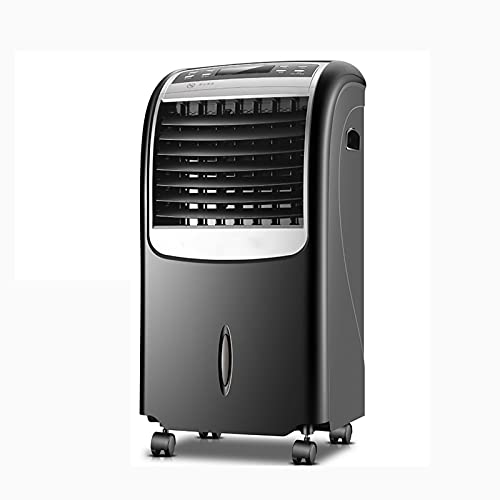 Air Conditioner Timed Mobile Air Cooler, Multi-function As Humidifier, Purifier, Low Energy Consumption, Noise, With LED Display