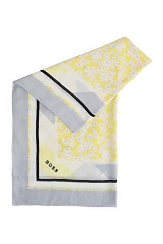 BOSS Natype Bufanda, Multicolor (Open Miscellaneous 964), Talla Única (talla del fabricante: Onesi) para Mujer