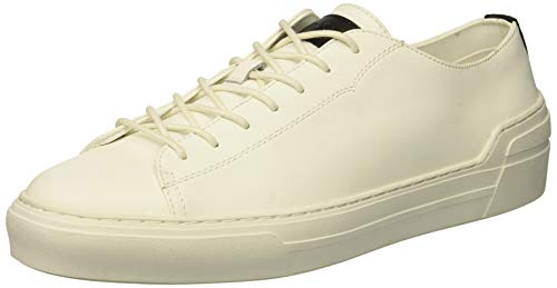 Calvin Klein Women's Octavian Sneaker, Off White, 11 M US