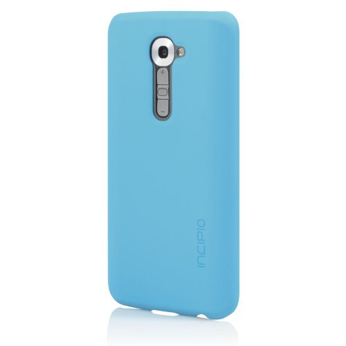 Incipio Feather Case for LG G2 (Verizon) - Carrying Case - Retail Packaging - Cyan