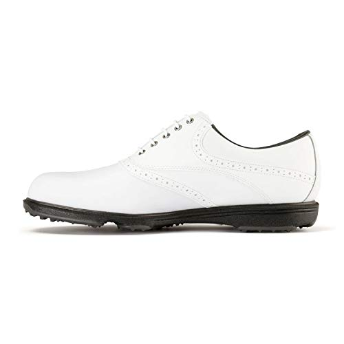 Footjoy Herren Hydrolite 2.0 Golfschuhe, Weiß (Blanco 50052m), 45 EU