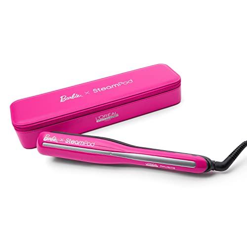L'Oréal Professionnel | Plancha para cabello, Nueva edición limitada de Steampod x Barbie