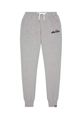 Ellesse Nioro Jog Pants Pantalón, Hombre, Grey Marl, L