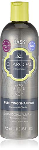 Hask Charcoal Clarifying Shampoo, 12 Ounce