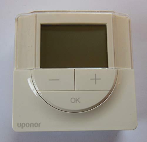 UPONOR Digitales programmierbares Thermostat SMATRIX Base T-148 Bus 1071678