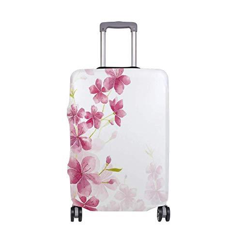 Japón Flores de Cerezo Rosa Estampados de Acuarela Maletas de Viaje de Traveller Choice Choice con...