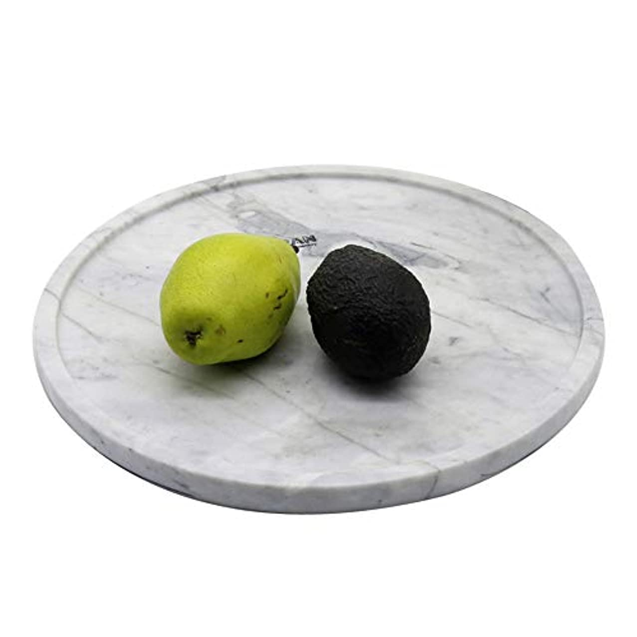 Marble circular tray Cake Plate Jewelry Dish Ring Dish Cosmetics Organizer Fruit Dish Home Decor Wedding Gift (2020)
