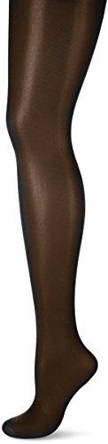 Nur Die Damen Brillant 20 Strumpfhose, 20 DEN, Schwarz (schwarz 94), 44 (Herstellergröße: 40-44=M)