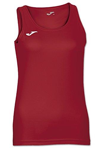 Joma 900038.600 Camiseta, Mujer, Rojo, M