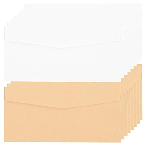 Enveloppen, 50 Stks Kraft Papieren Tassen voor Munt, Zaad, Sieraden, Postzegels of Kleine Onderdelen Opslag