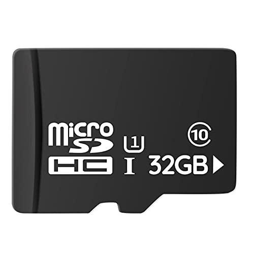 32GB microSD-Karte HC Speicherkarte, Klasse 10, TF Speicherkarte Kompatibel mit Reolink Überwachungskamera