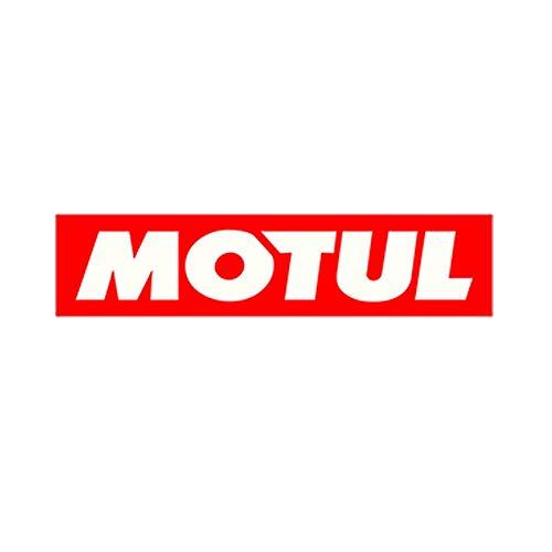 15 cm x 3,75 cm Auto Styling Auto Aufkleber Motul Voiture Kurs Autokollants Auto Moto Vinyle Aufkleber Rennen Huile