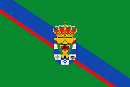 magFlags Bandera Large Garganta la Olla, Cáceres, España | Bandera Paisaje | 1.35m² | 90x150cm