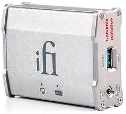 iFi(悦尔法) iGalvanic3.0USB电源信号重生隔离器/PCHIFI优化器
