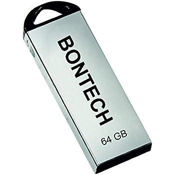 Bontech FH221W 64GB USB 2.0 Pen Drive (Silver)