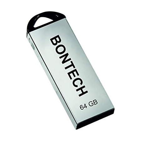 Bontech FH221W 64GB USB 2.0 Pen Drive (Silver) (64)