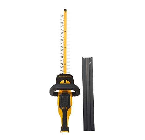 DEWALT DCM563PB-GB 18 V XR Hedge Trimmer, Bare Unit, Yellow