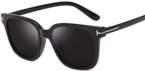 Gafas de sol retro Cat Eye Shades para las mujeres Lujo Negro Gato S Gafas Elegante Boutique Sexy Gafas de sol Oculos Femin, negro/gris,