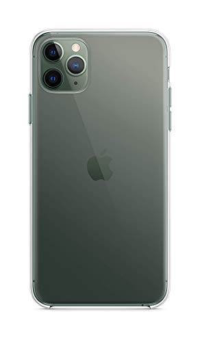 Apple Funda transparente (para el iPhone 11 Pro Max)