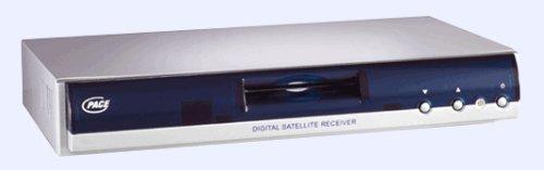 PACE DS 210 KP Digitaler Satelliten-Receiver (geeignet für Premiere) Silber