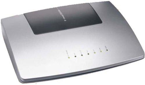 Telekom T-Concept XI524 DSL ISDN-TK Anlage mit DSL-Router Schwarzblau/Silber