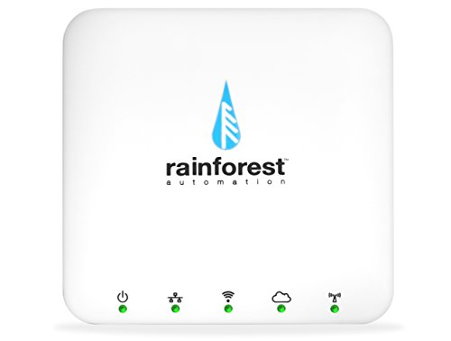 Rainforest EAGLE-200 Energy Monitoring Smart Meter Gateway and Smart Home Hub