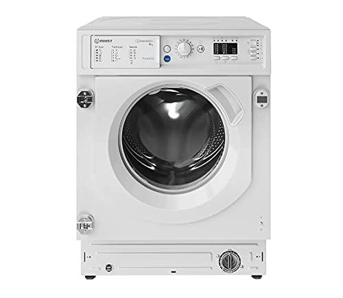 Indesit WMIL 81284 EU - Lavatrice da 8 kg 1200 giri