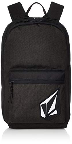 Volcom Unisex-Erwachsene Men's Academy Backpack Rucksäcke, New Black, Einheitsgröße