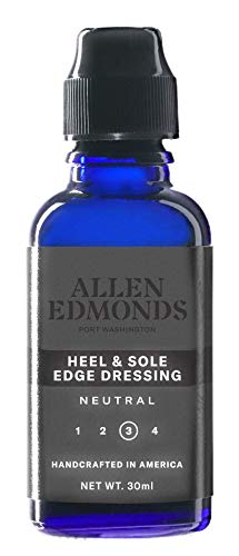 Allen Edmonds Men#039s Heel Dressing Shoe Care Product Neutral One Size 0X US