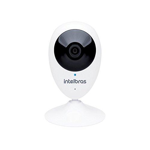 Intelbras IC3 - Câmera de Segurança com WiFi HD, Branca