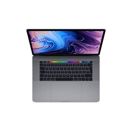 "Apple MacBook Pro Retina 15""Touch bar/ a1707 / Intel Core i7 2.9 GHz 4core / RAM 16 GB / 500 GB ssd /Radeon Pro 4 GB / Tastiera qwerty US/ (Ricondizionato)"