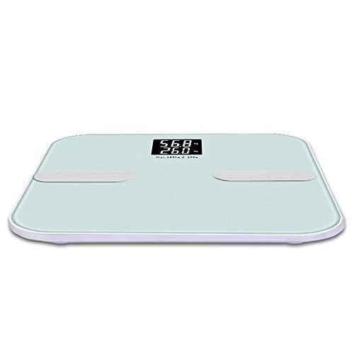 Why Should You Buy GQSC Multifunction Smartphone App Wireless Bluetooth Body Fat Scale Home Health Fat Measuring Scale,Green Electronic Scale Bluetooth Body Fat Scale/Green / 315X315mm