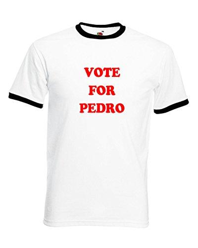 Voto y pantalla a juego para Pedro carcasa T-camiseta de manga corta en la pelcula Napolen carcasa Fancy disfraz de Dance e instrucciones para hacer vestidos